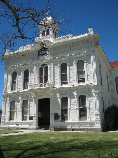 Mono County - Bridgeport
